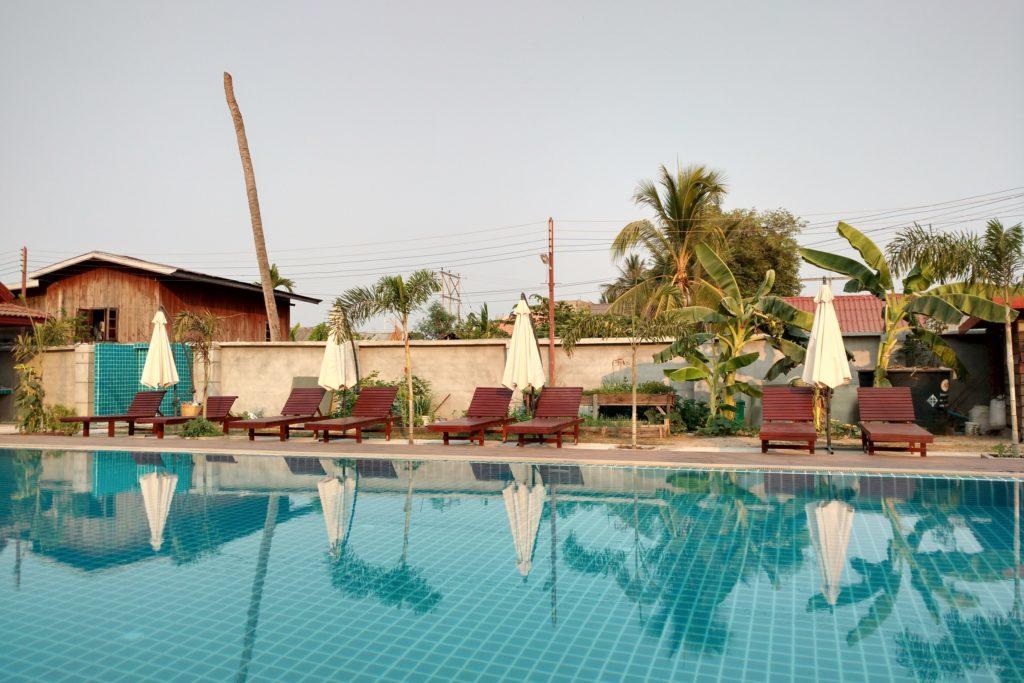 piscine little eden 4000 iles laos