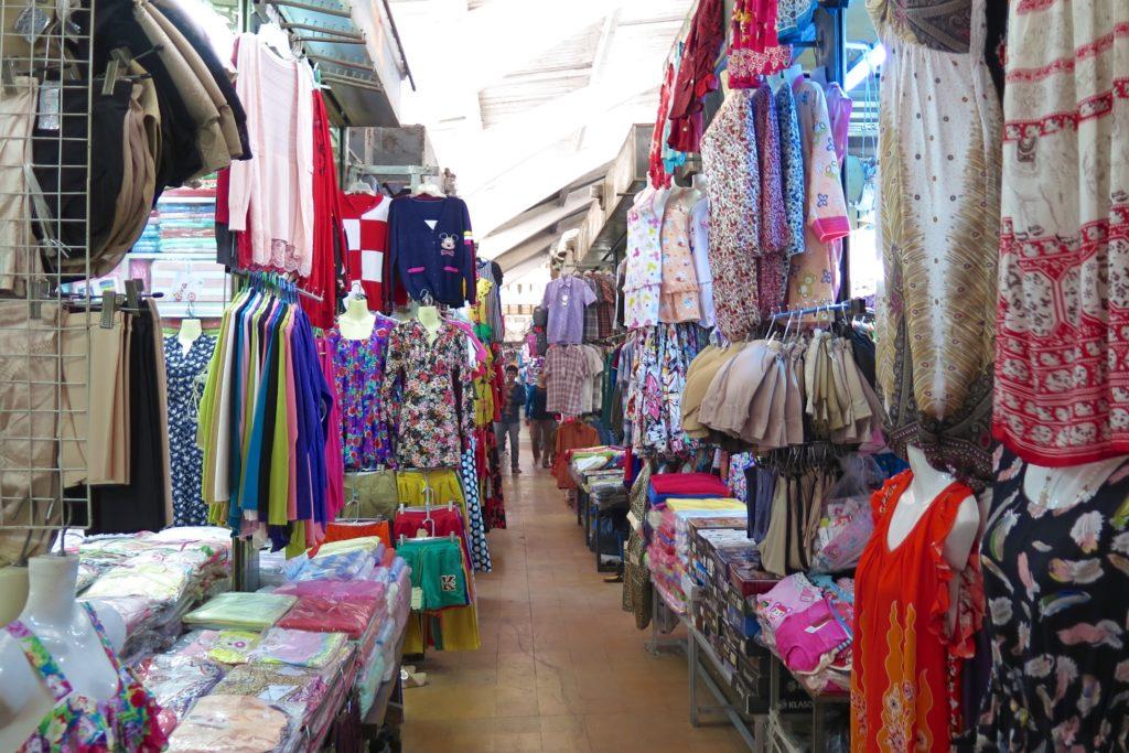 Marché Battambang Cambodge blog voyage 4