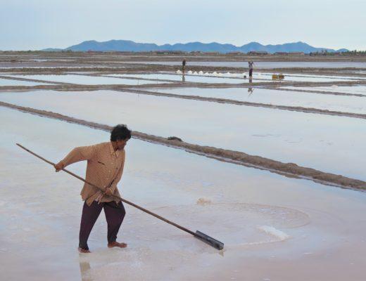 Marais salants Kampot Kep Cambodge blog voyage 15