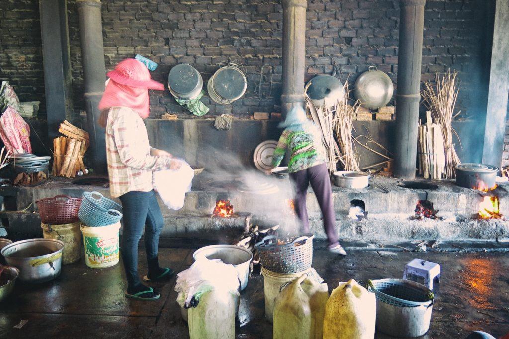 Marché aux crabes Kep Kampot Kep Cambodge blog voyage 22