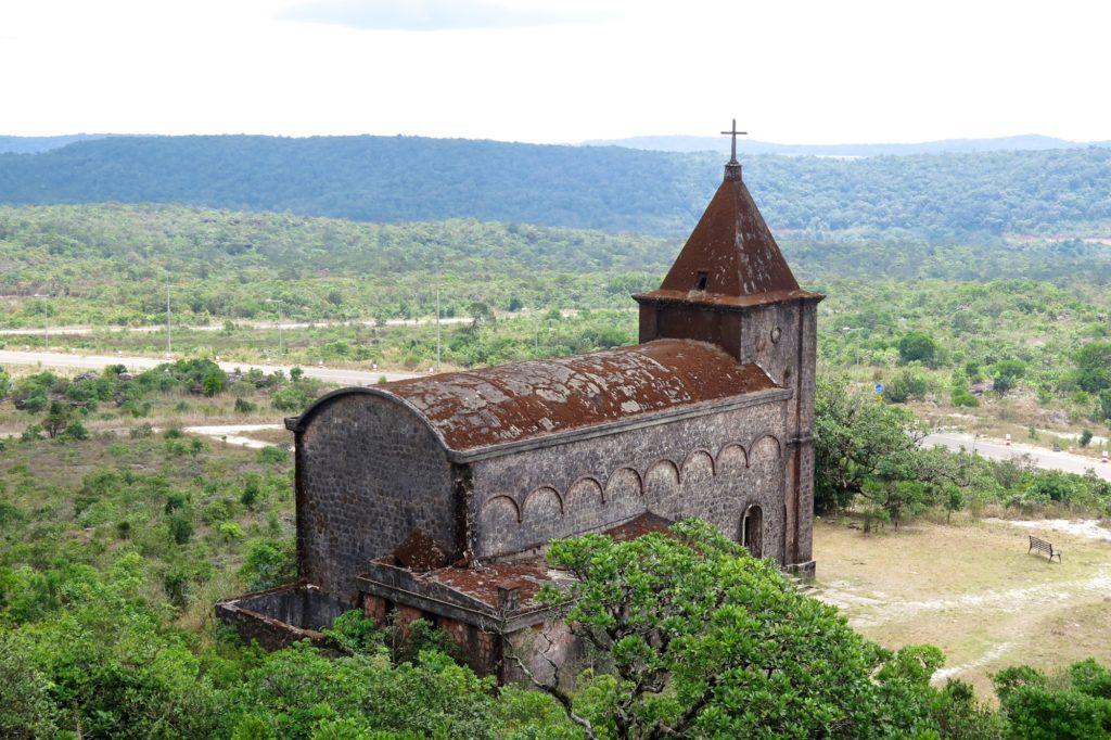 Eglise Bokor Kampot Kep Cambodge blog voyage 6