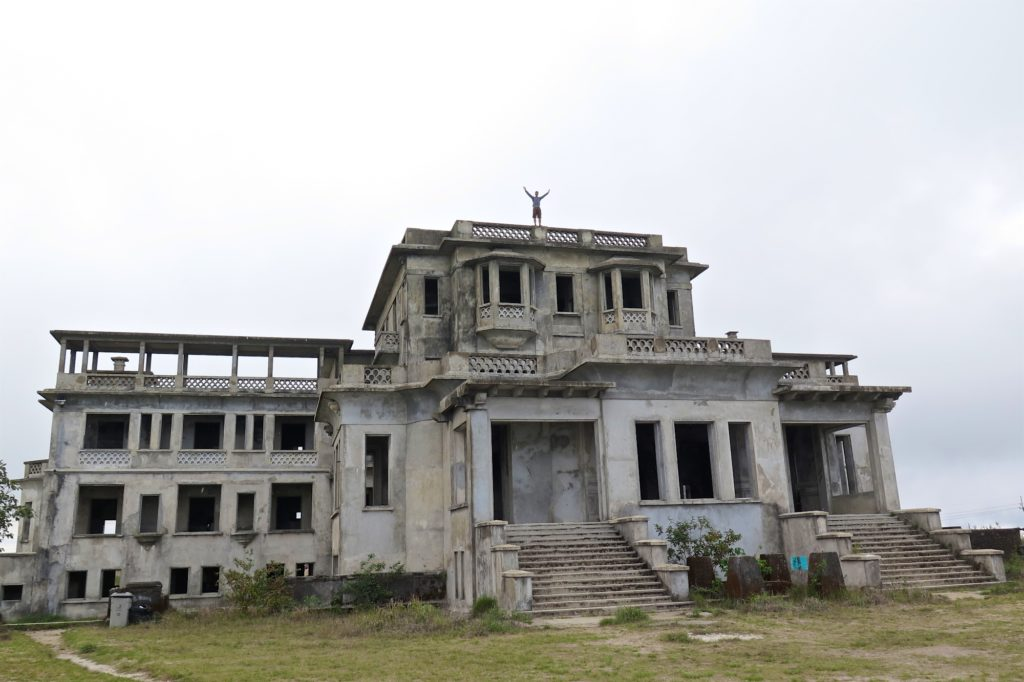 Casino abandonné Kampot Kep Cambodge blog voyage 7