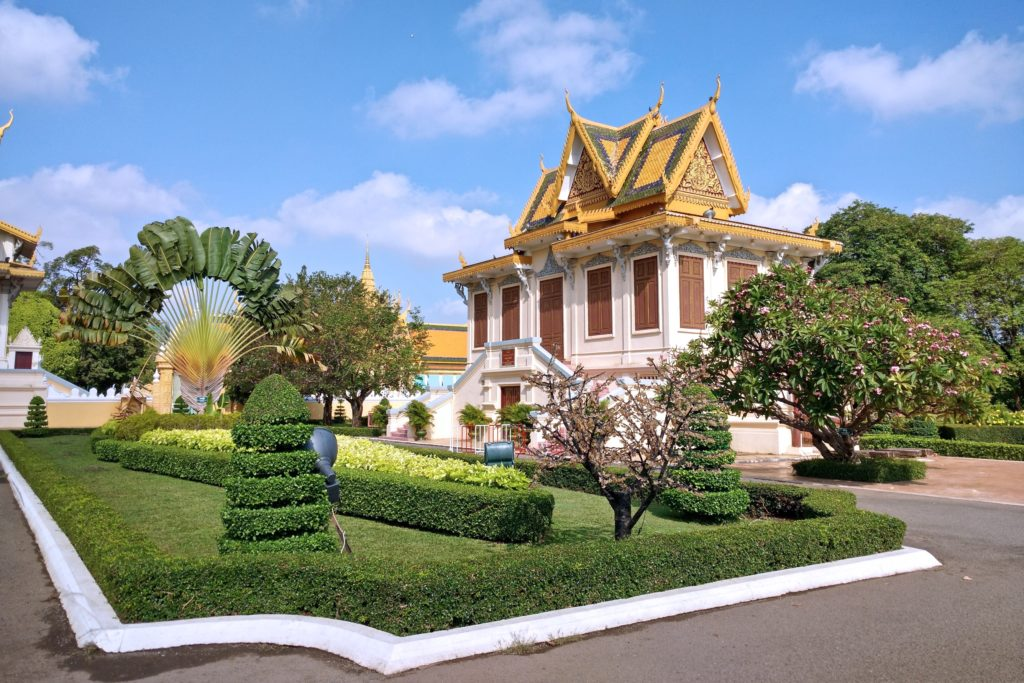 Pavillon Elephant Phnom Penh Cambodge blog voyage 5