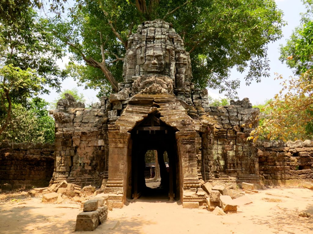 Ta Som angkor cambodge blog voyage 19