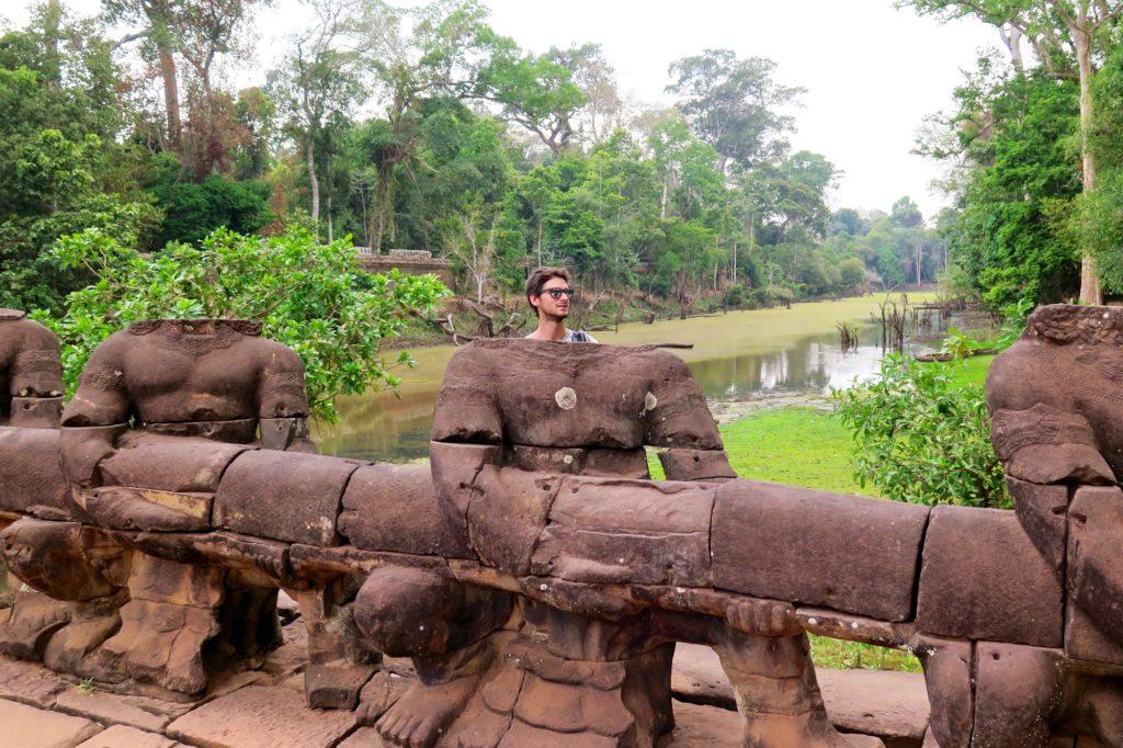 Barrattage de la Mer de Lait angkor cambodge blog voyage 22