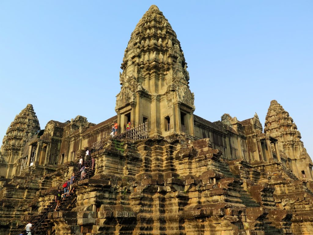 Tour centrale angkor cambodge blog voyage 24