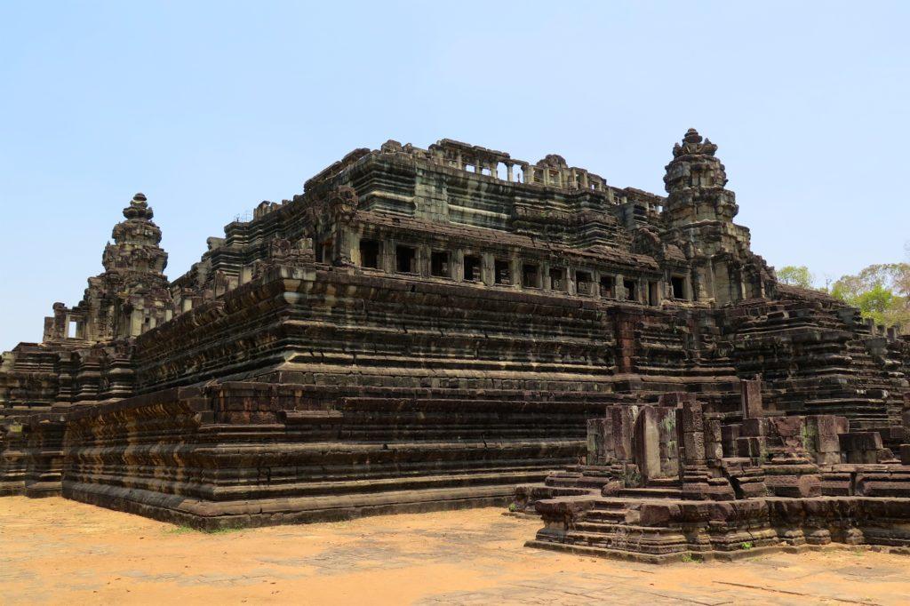 Baphuon temple montagne angkor cambodge blog voyage 33