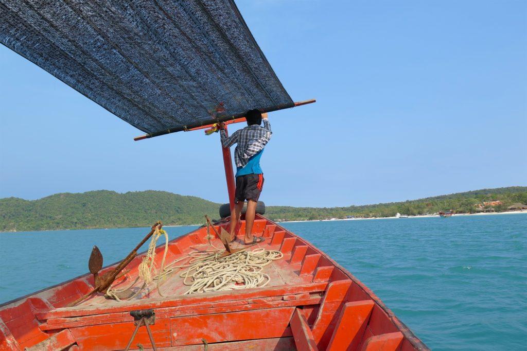 Saracen bay Koh Rong Samloem bilan Cambodge blog voyage 2016 11