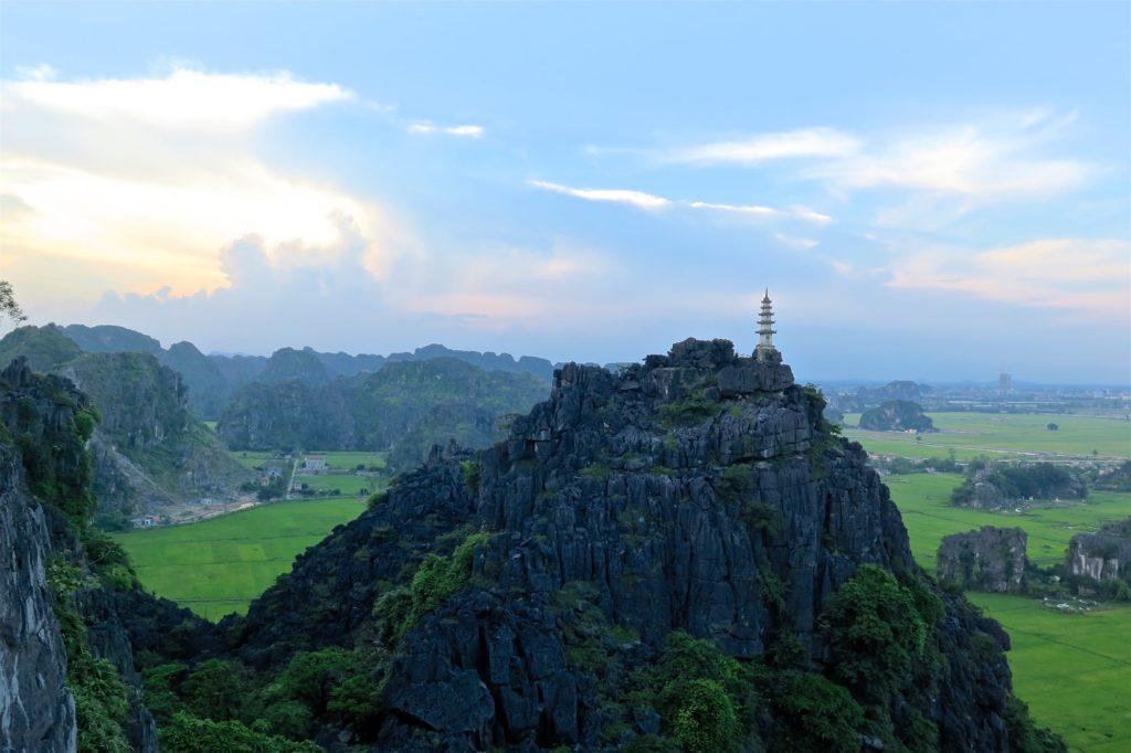 Baie d'Halong terrestre Tam Coc Bilan Vietnam blog voyage 2016 6