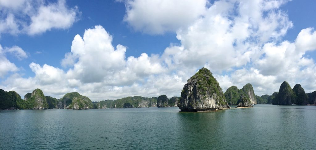 Baie Lan Ha Cat Ba Baie Halong Vietnam blog voyage 2016 21