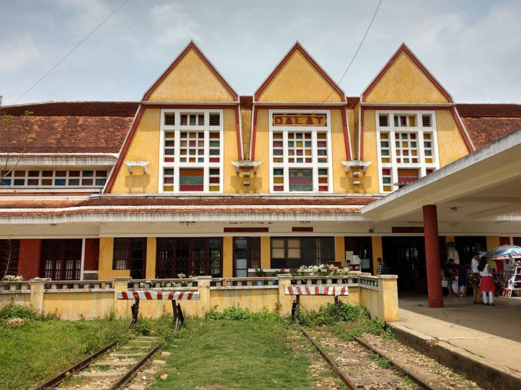 Gare Dalat Vietnam blog voyage 2016 19