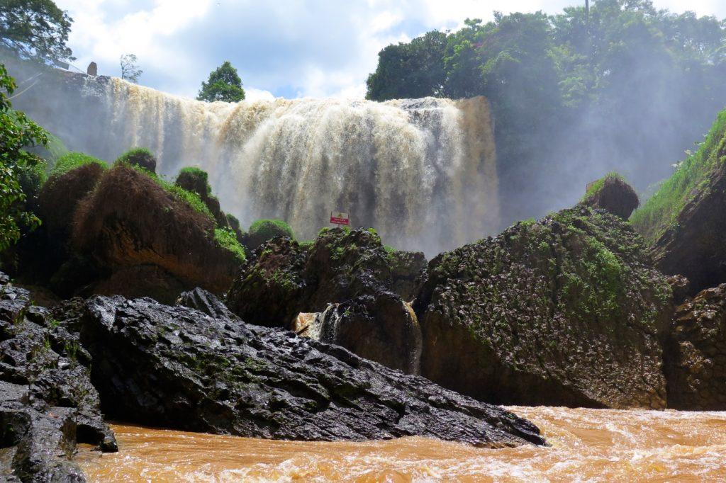 Cascade elephant Dalat Vietnam blog voyage 2016 3