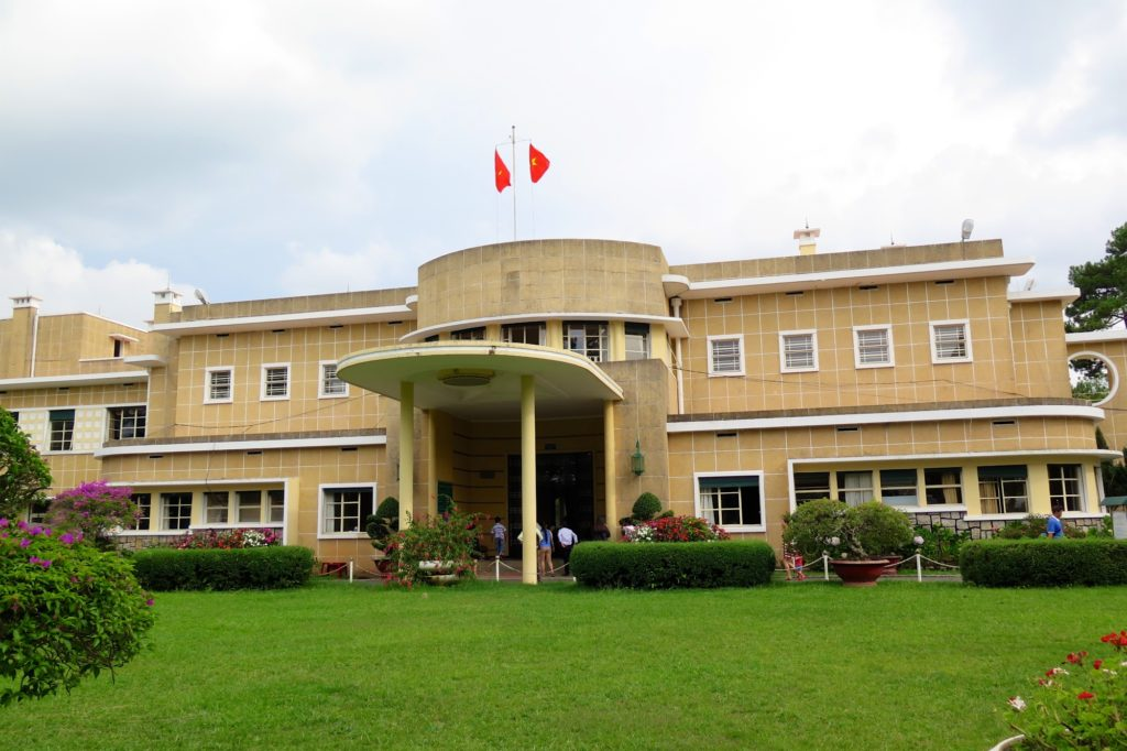 Palais d'été Dalat Vietnam blog voyage 2016 32