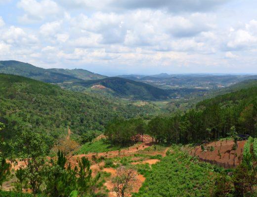 Campagne Dalat Vietnam blog voyage 2016 9
