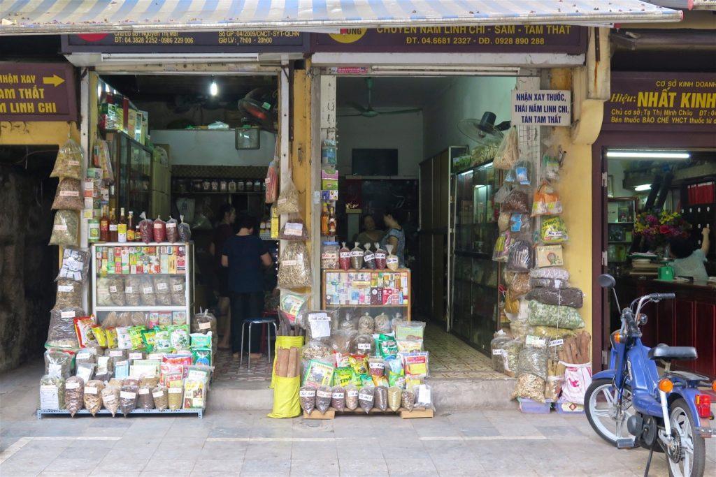 Quartiers des 36 corporations Hanoi Vietnam blog voyage 2016 20