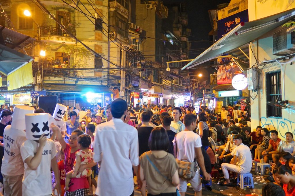 Rue Ma May Hanoi Vietnam blog voyage 2016 23