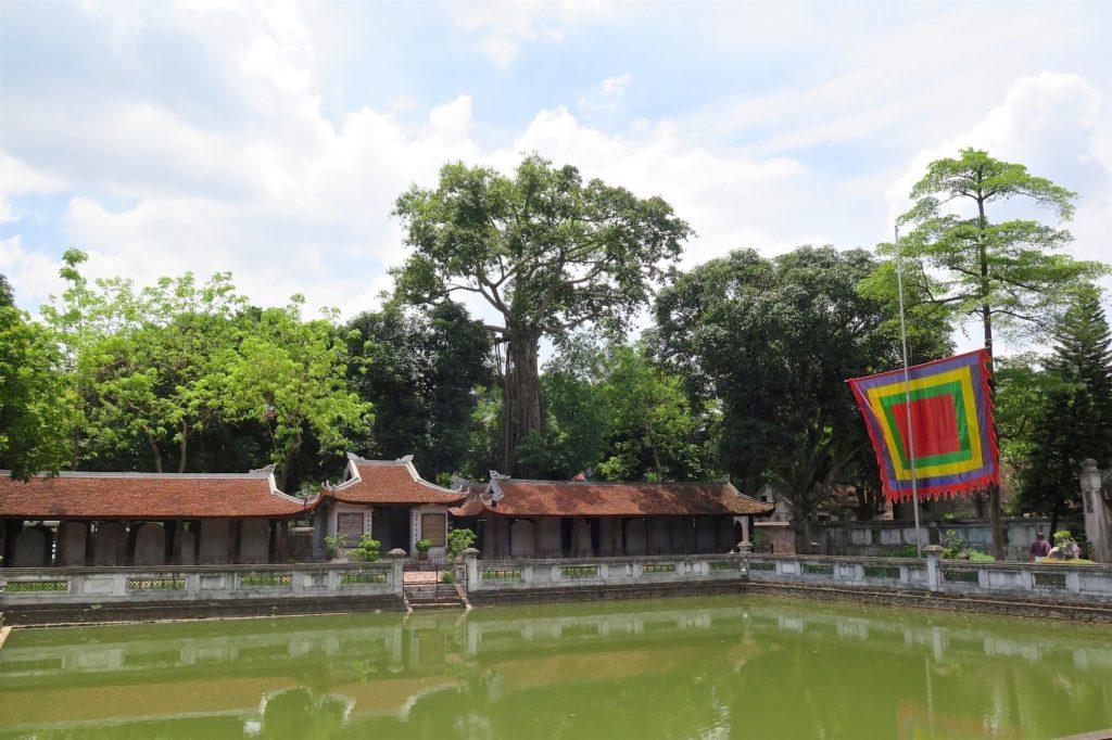 Temple Litterature Hanoi Vietnam blog voyage 2016 28