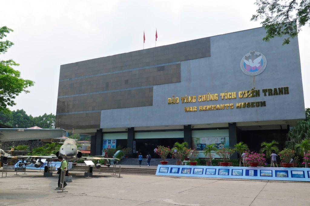 Musée Guerre du Vietnam Hochiminh ville Vietnam blog voyage 2016 10