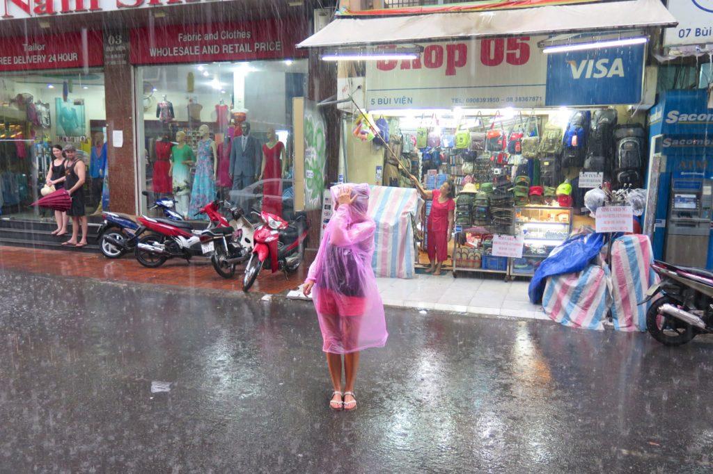 Pluie Hochiminh ville Vietnam blog voyage 2016 12