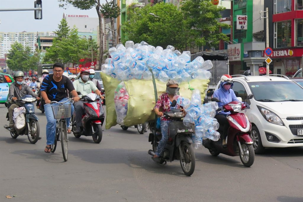 Scooter Hochiminh ville Vietnam blog voyage 2016 13