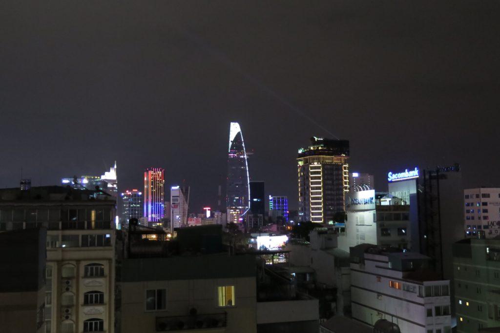 Tour Bitexco Hochiminh ville Vietnam blog voyage 2016 2