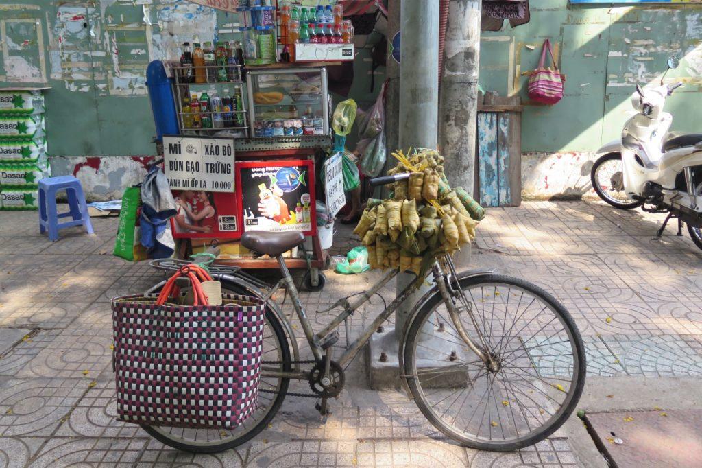 Vélo Hochiminh ville Vietnam blog voyage 2016 20