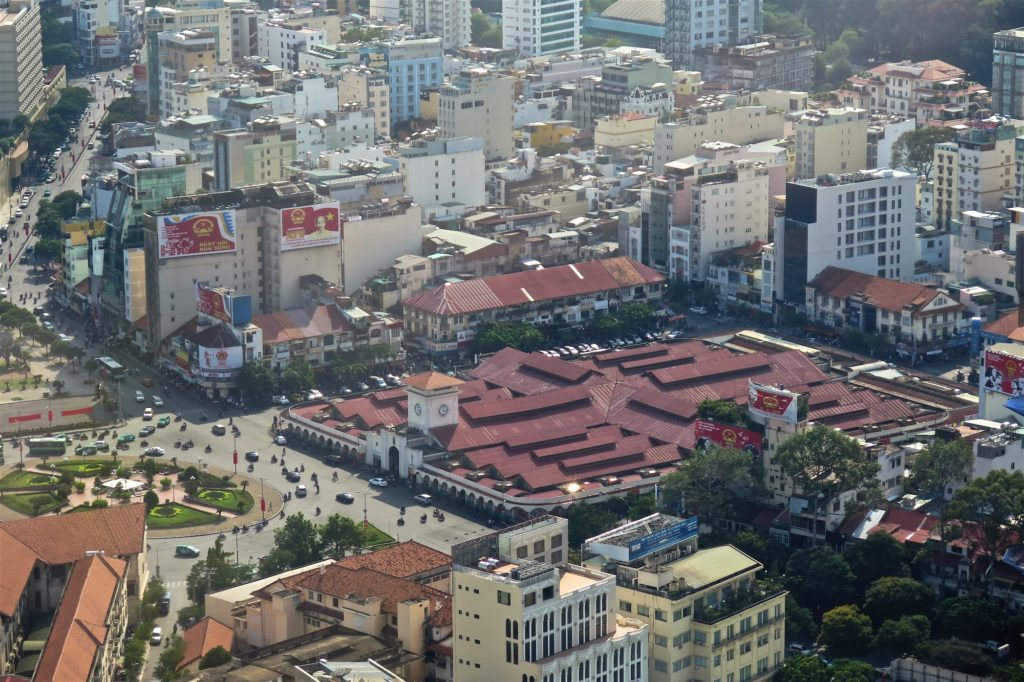 Grand Marché Hochiminh ville Vietnam blog voyage 2016 23