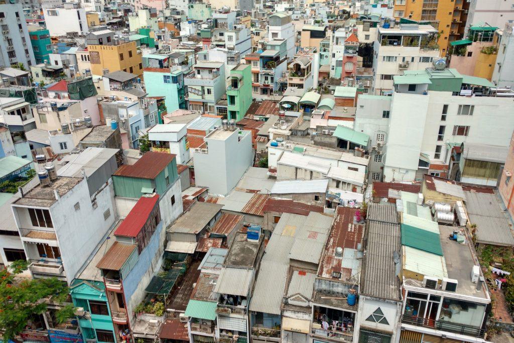 Quartier routard Hochiminh ville Vietnam blog voyage 2016 9