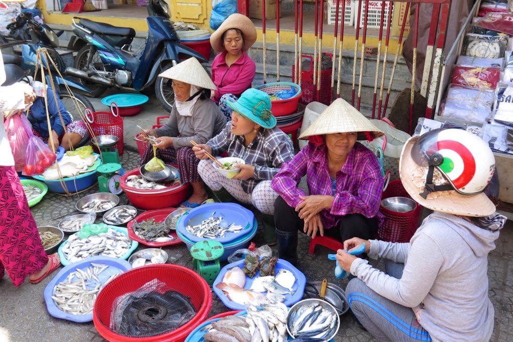 Marché Hoi An Vietnam blog voyage 2016 10