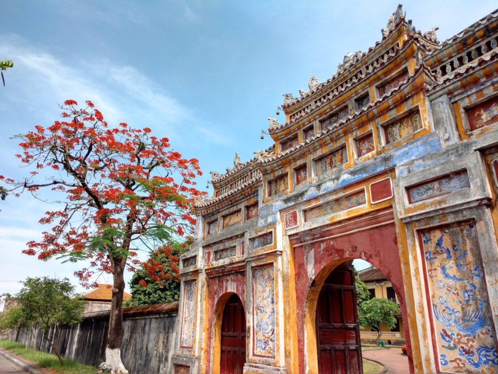 Porte Hue Vietnam blog voyage 2016 26