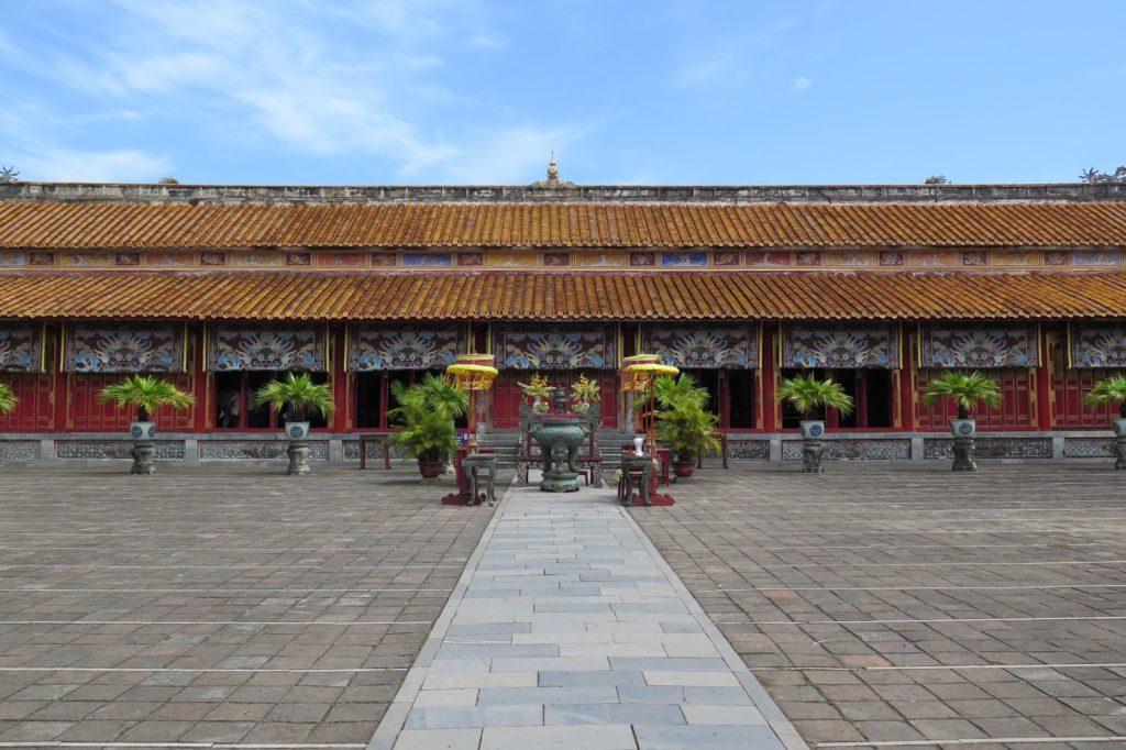 Temple empereurs Nguyen Hue Vietnam blog voyage 2016 27