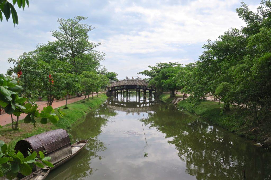 Pont japonais Thanh Toan Hue Vietnam blog voyage 2016 5