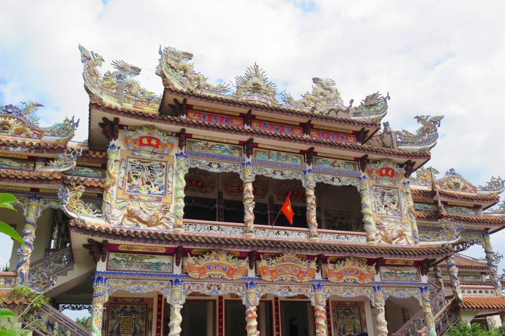 Pagode Thanh Toan Hue Vietnam blog voyage 2016 6