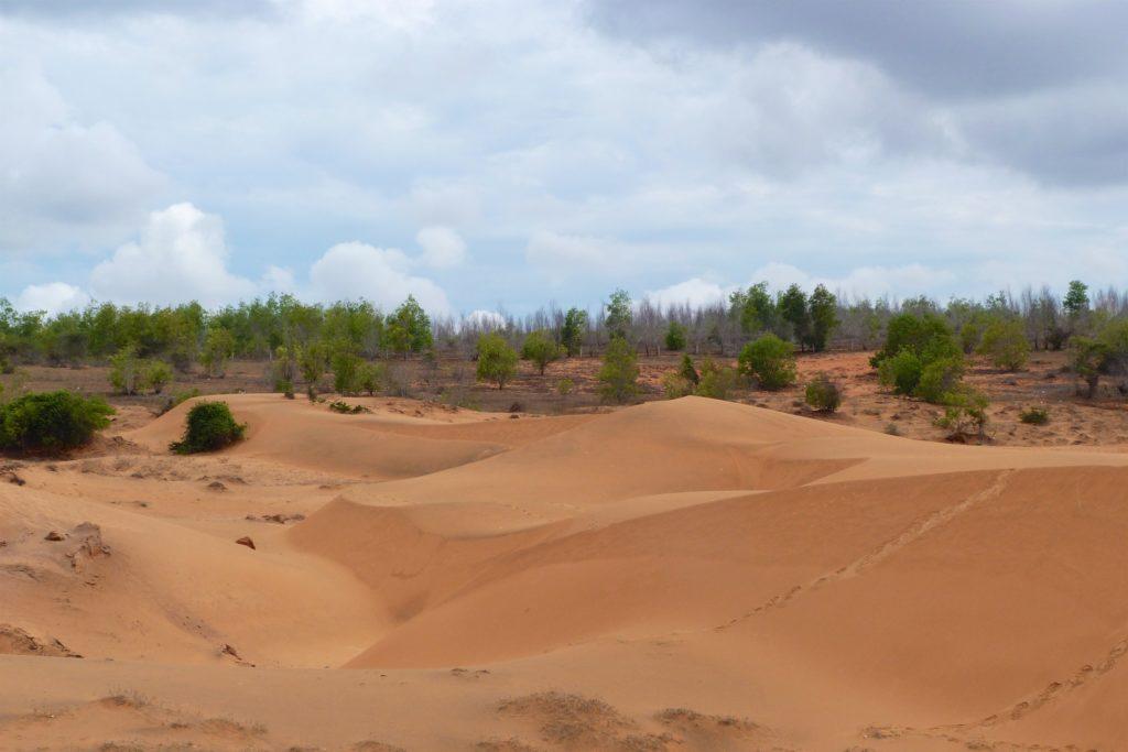 Dunes sable rouge Mui Ne Vietnam blog voyage 2016 18