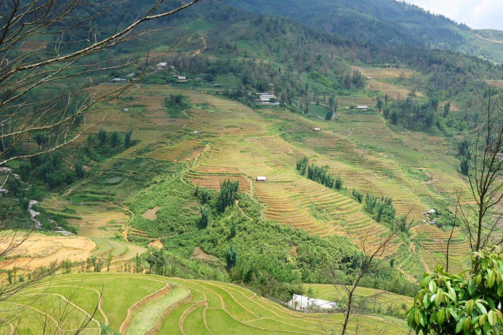 1er jour Trek Sapa Vietnam blog voyage 2016 10