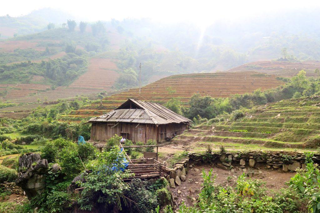 Maison Trek Sapa Vietnam blog voyage 2016 35