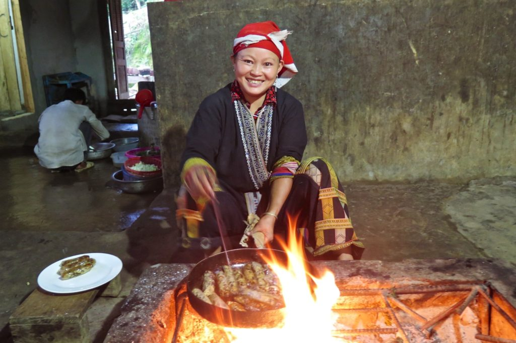 Mai homestay Trek Sapa Vietnam blog voyage 2016 37