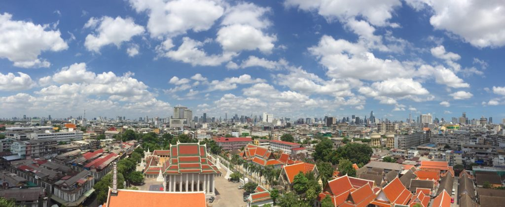 Wat Saket Bangkok Thailande blog voyage 2016 23