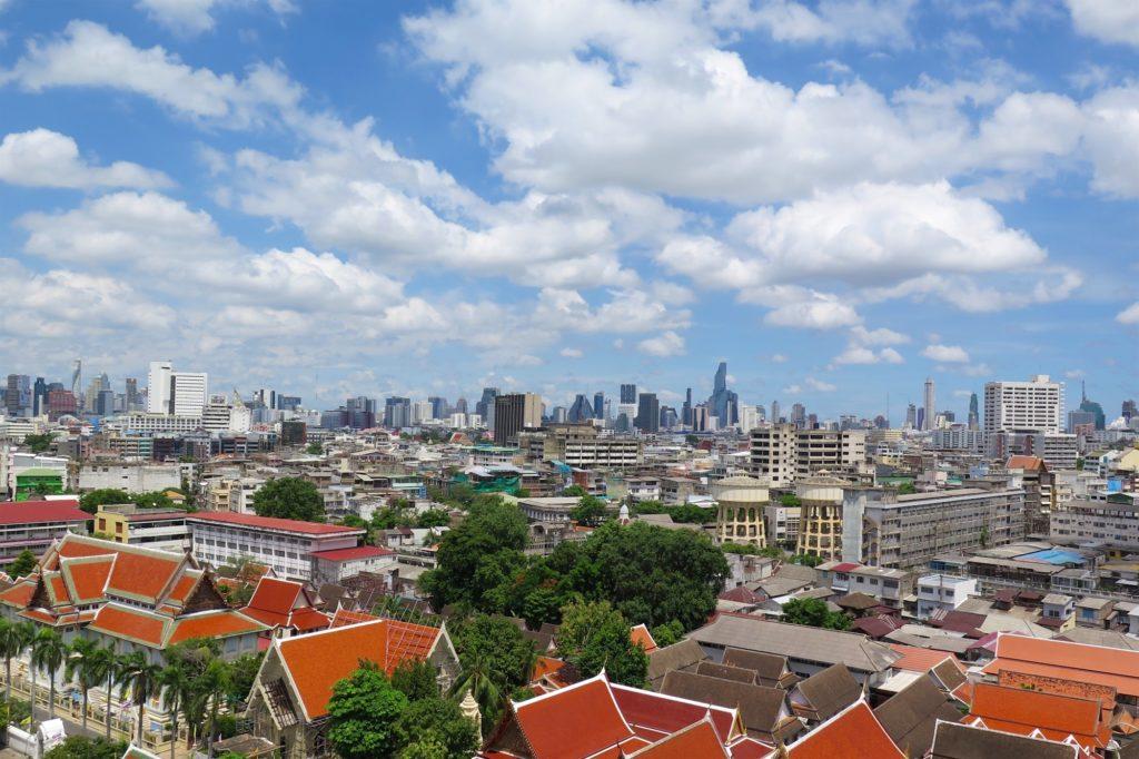Wat Saket Bilan Thailande blog voyage 2016 6