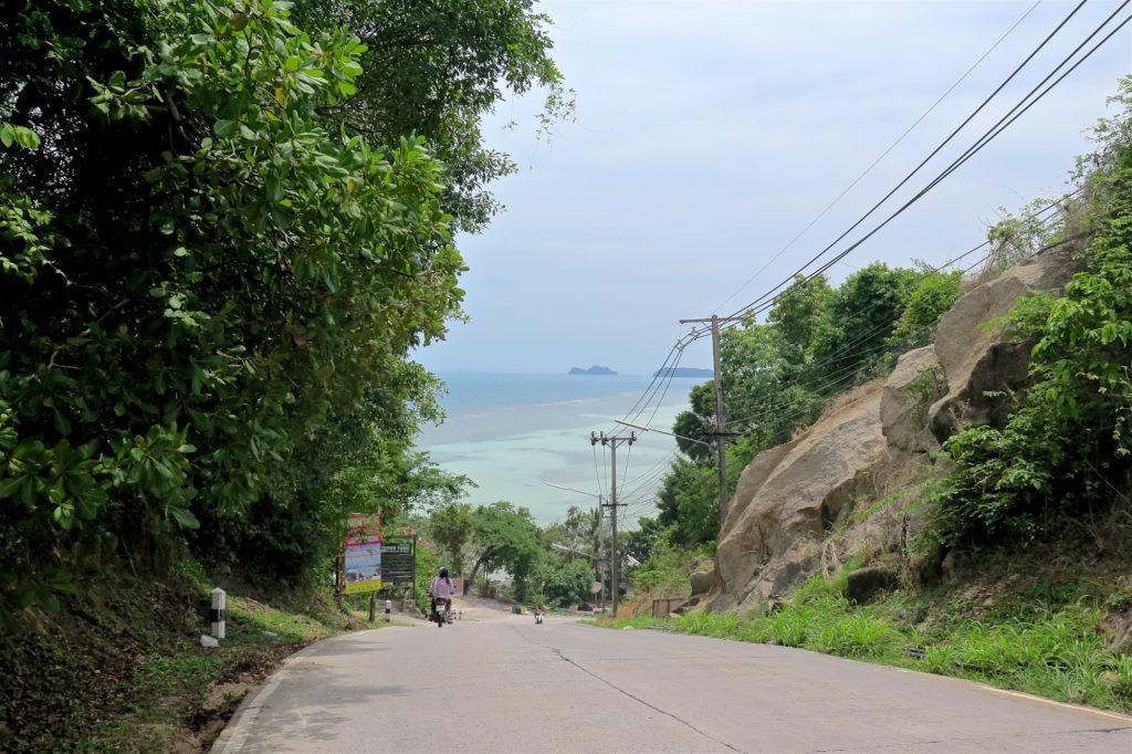 Routes Koh Phangan Thailande blog voyage 2016 13