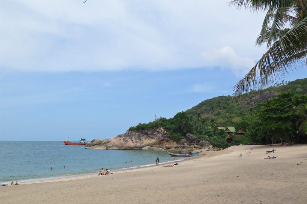 Haad Than Sadet Koh Phangan Thailande blog voyage 2016 15