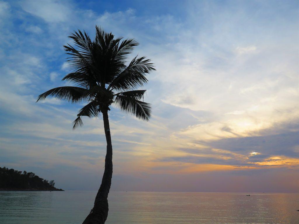Haad Salad Koh Phangan Thailande blog voyage 2016 22
