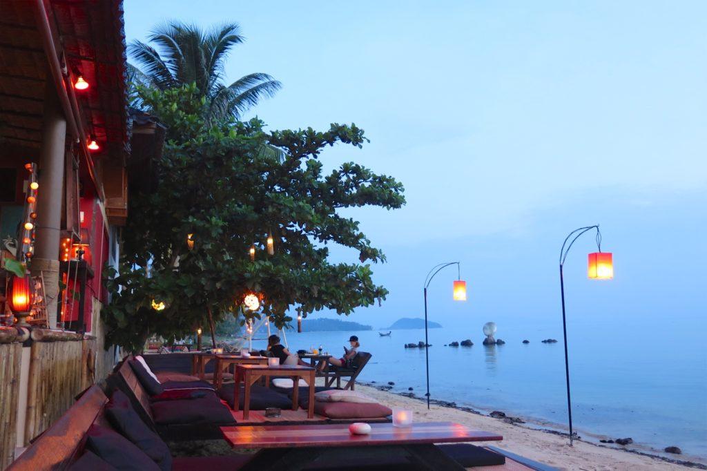 l'Alcove Koh Phangan Thailande blog voyage 2016 23
