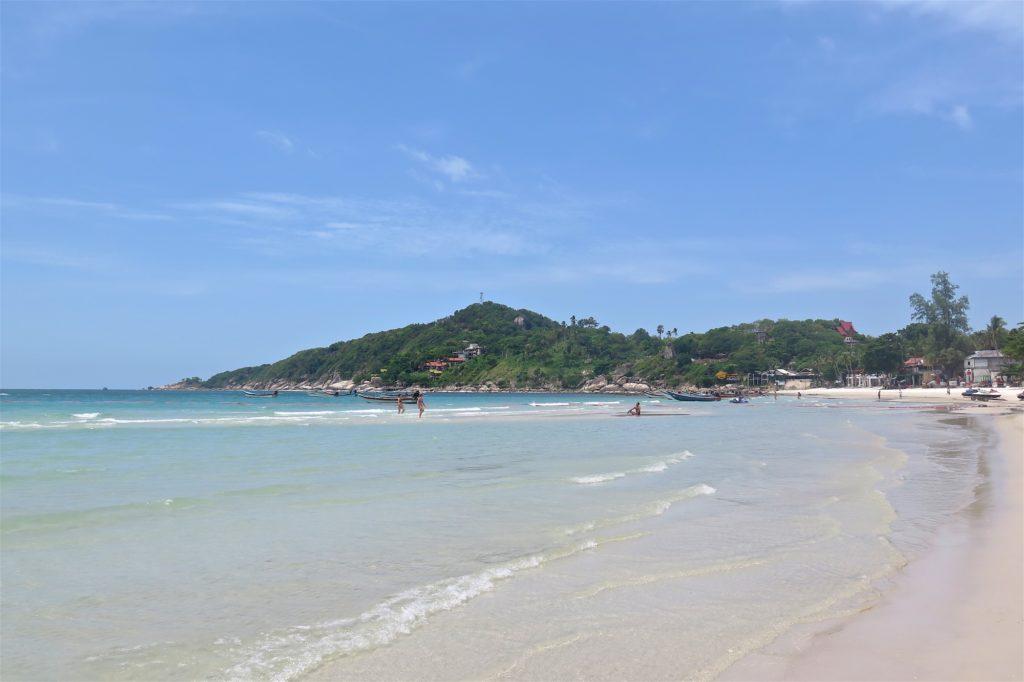 Haad Rin Nok Koh Phangan Thailande blog voyage 2016 6