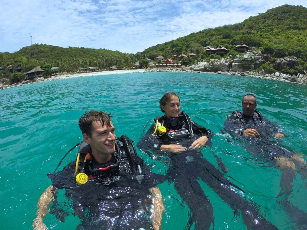 Plongée Koh Tao Thailande blog voyage 2016 21