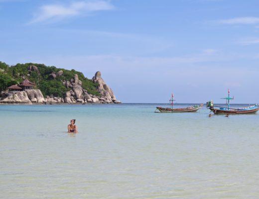 Chalok bay Koh Tao Thailande blog voyage 2016 34