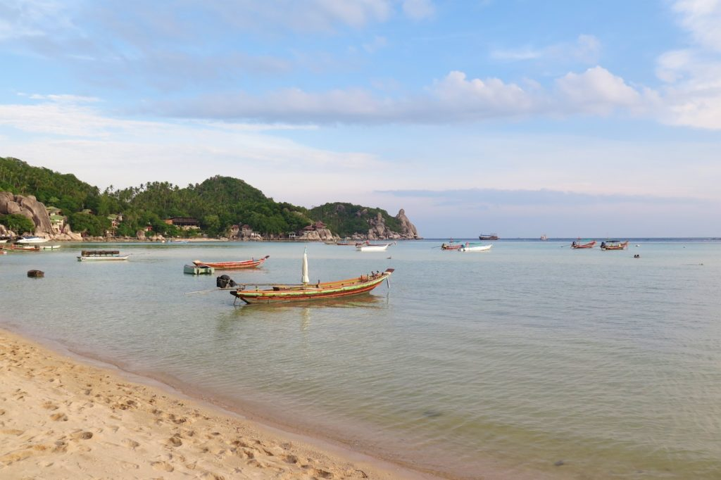 Chalok bay Koh Tao Thailande blog voyage 2016 35