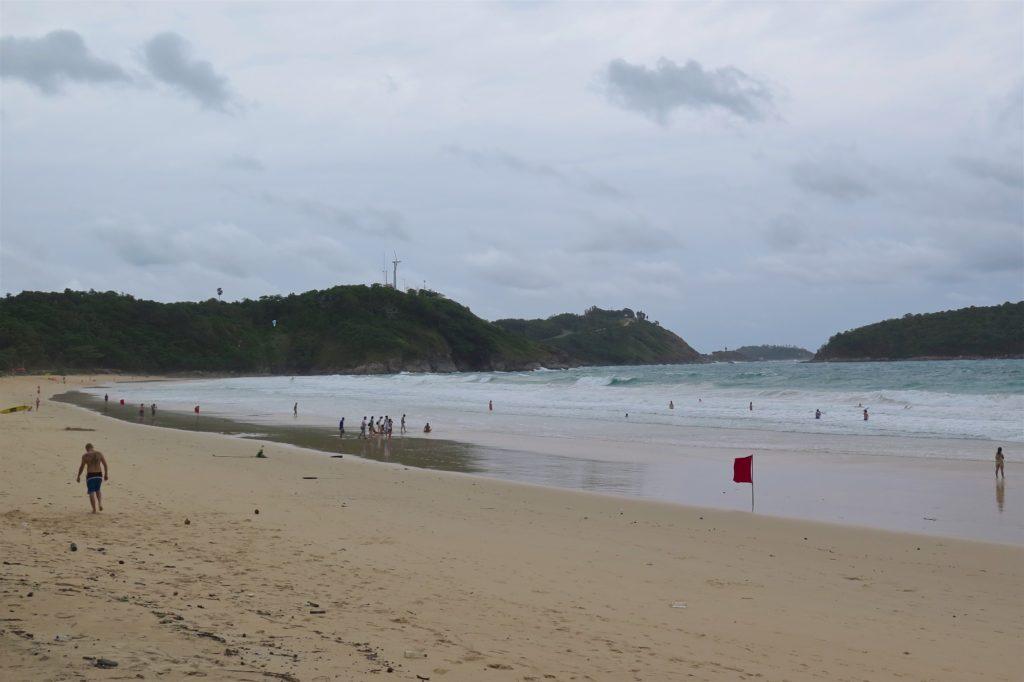 Nai Harn Beach Phuket Thailande blog voyage 2016 14