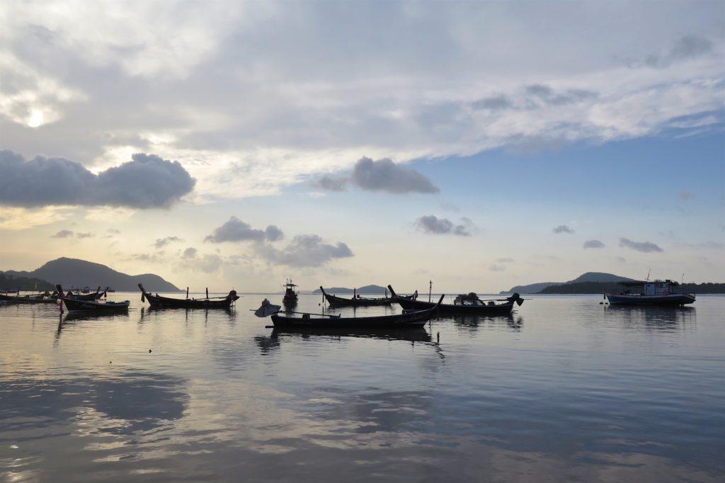 Long tails Rawai Phuket Thailande blog voyage 2016 18