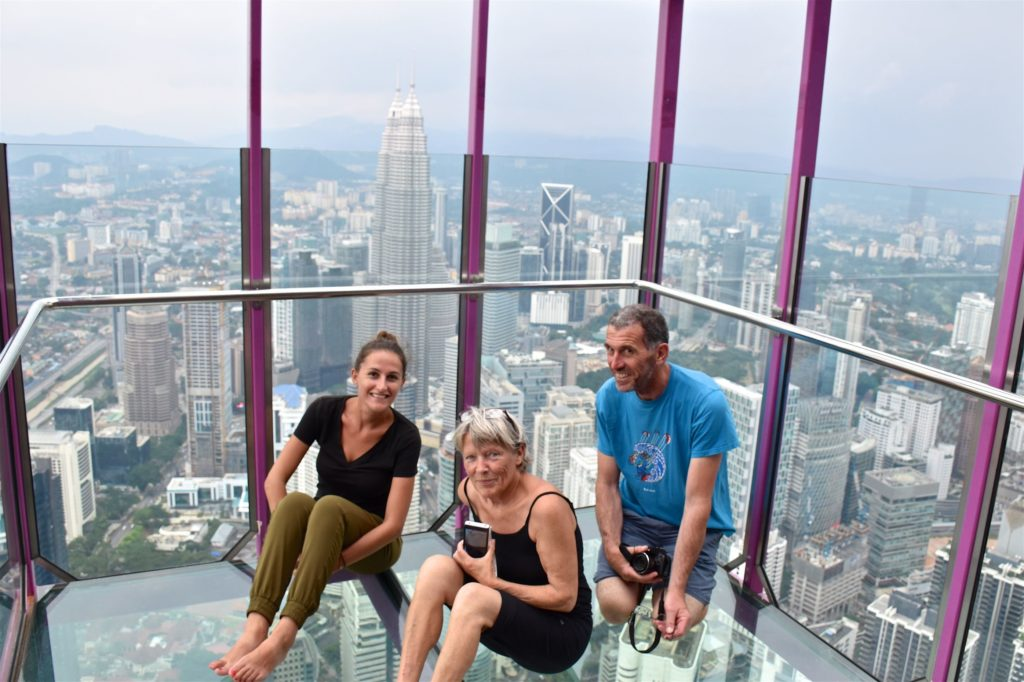 Menara tower Kuala Lumpur Malaisie blog voyage 2016 13